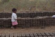 at the bricks