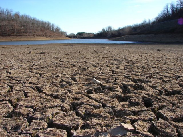 California is facing the worst drought on record. (Wikimedia Commons:Public Domain)