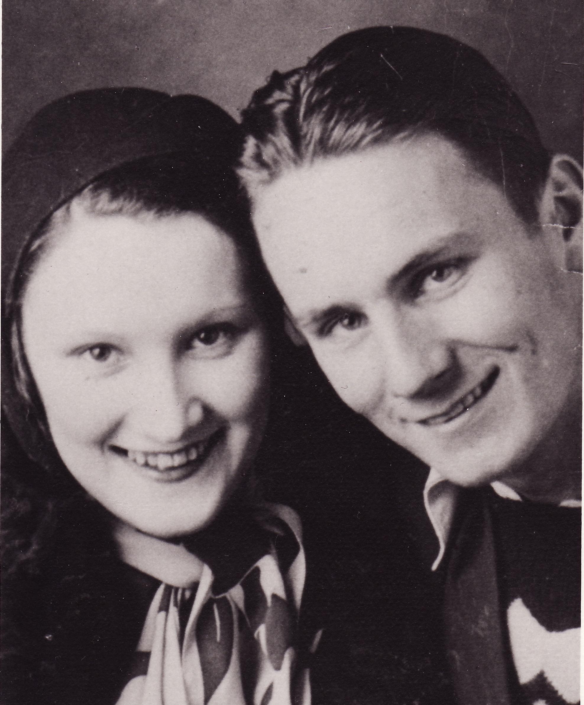 Hope and Bill 1931.jpg